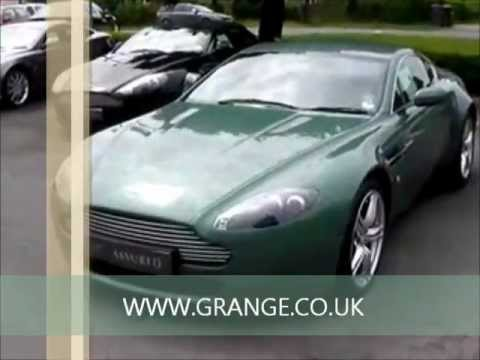 ASTON MARTIN VANTAGE 2dr Sportshift [420] Auto FOR SALE