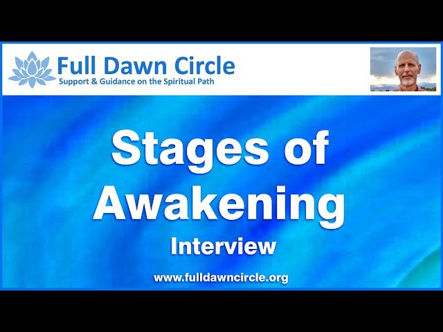 Stages of Awakening