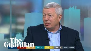 And39i Want Momentum Goneand39 Alan Johnson Slams Labour Left After Exit Poll Result