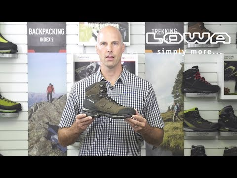 Introducing the LOWA Camino GTX MID boot
