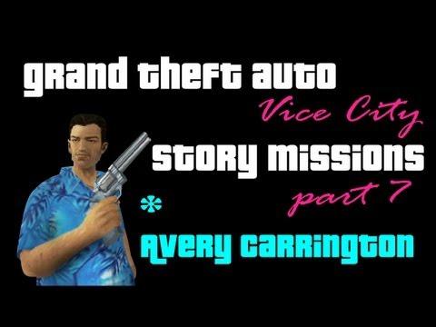 GTA Vice City - Story Missions: Part 7 - Demolition Man