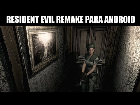 Resident Evil Remake Para Android + Configuraciones