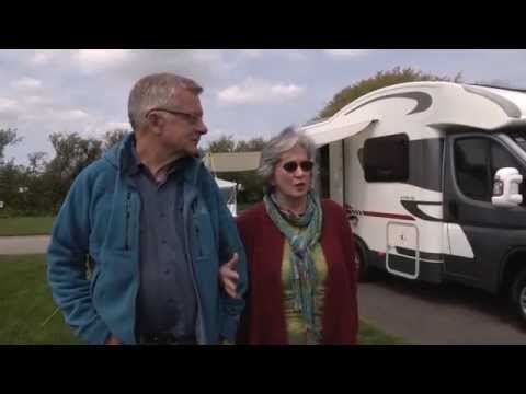 Owners review their 2013 Adria Matrix Axess with Practical Motorhome's Gentleman Jack