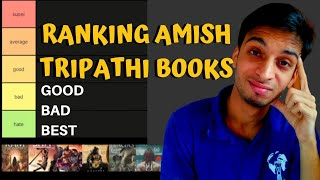 Amish Tripathi Books | Ranking all Amish Tripathi books | shiva trilogy, Ramachandra series Suheldev