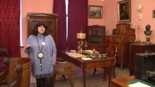 Урок в музее. Музей-квартира А. Н. Толстого.