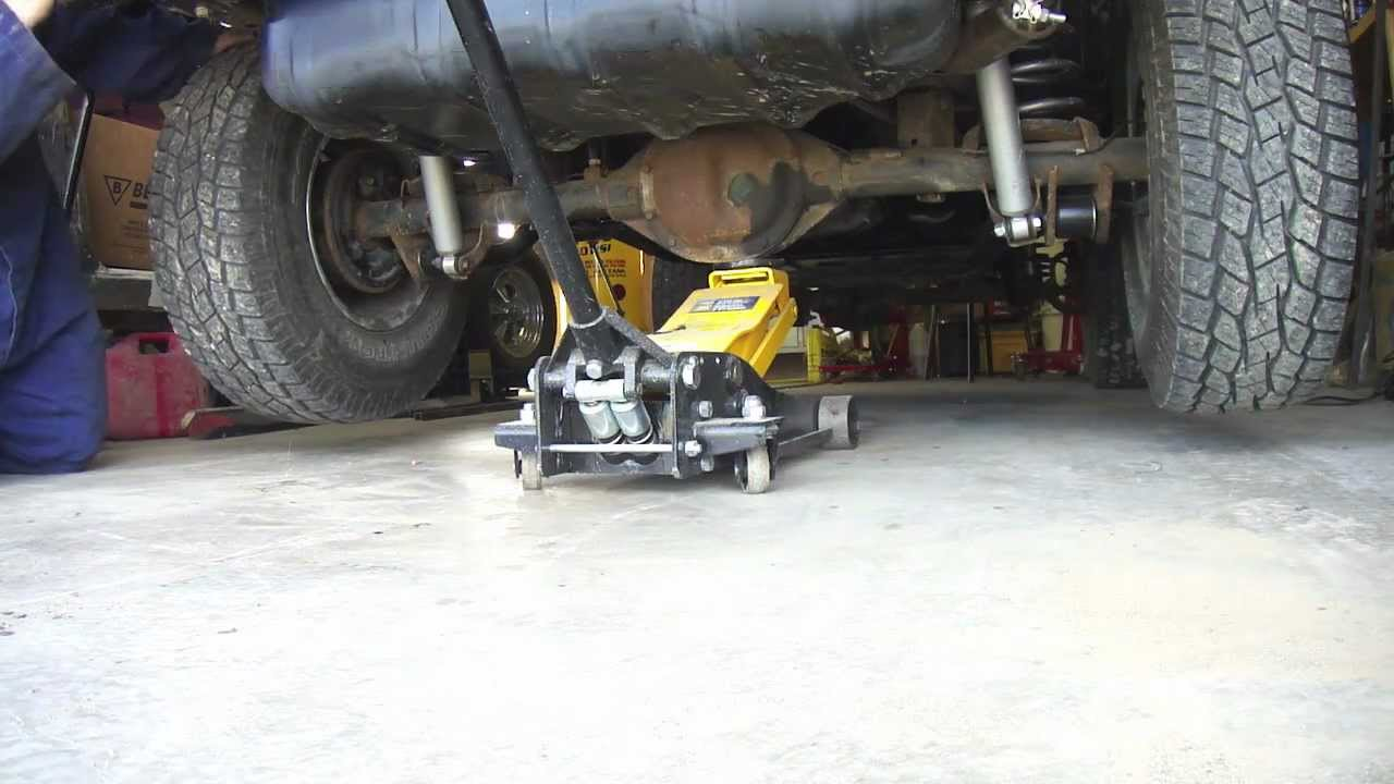 How to tell if you have a Limited slip Differential