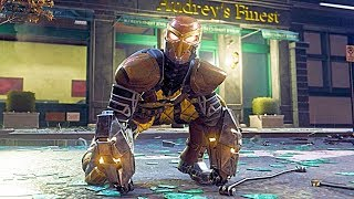 Spider-Man PS4: Shocker Boss Fight Spectacular Difficulty 4k Ultra HD 2160p
