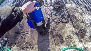 Откачка выгребной ямы Насос для канализации Прочистка канализации - ZOLOTYERUKI(, 2015-02-10T10:15:34.000Z)