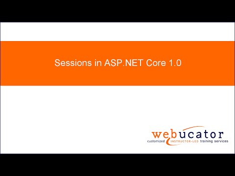 Sessions in ASP.NET Core 1.0