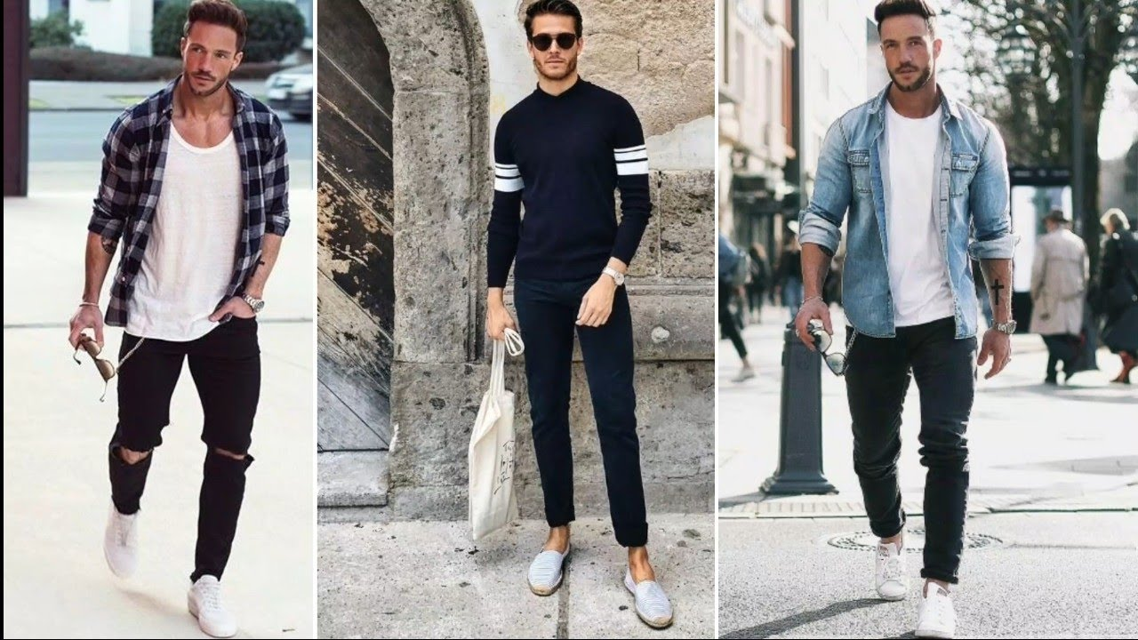Summer Fashion Outfits Men Summer Lookbook 2019 2020 Youtube