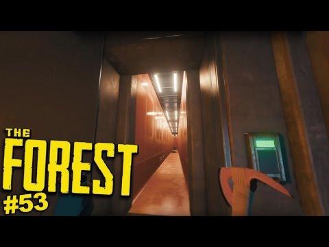 MI A FENE TÖRTÉNIK AZ AJTÓ MÖGÖTT?!?! | The Forest #53