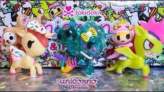 Tokidoki: Unicorno & Friends *FULL CASE* UNBOXING! *Chaser...?*