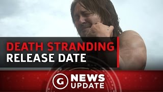 Death Stranding Hero and Release Date Info - GS News Update