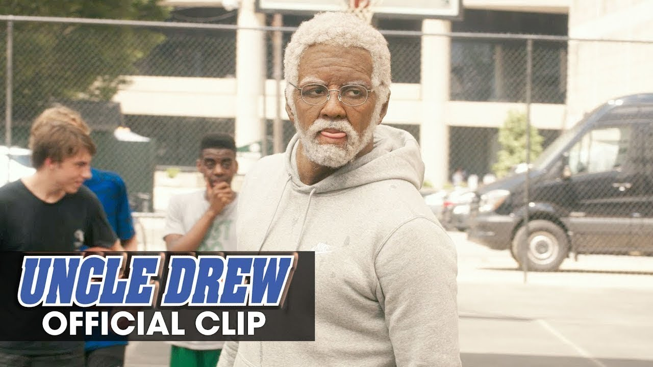 "Uncle Drew (2018 Movie) Official Clip ""Hold My Nuts"" – Kyrie Irving, Lil Rel Howery"