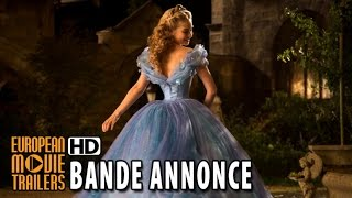 Cendrillon Bande annonce officielle VF 2 2015 Lily James Richard Madden HD