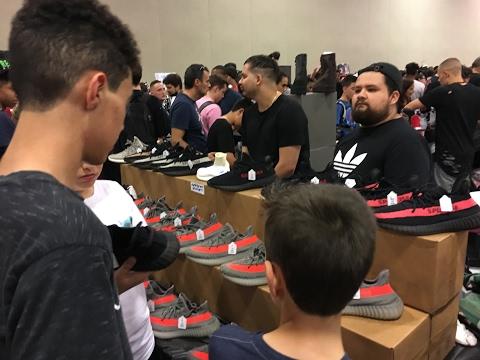 Sneakercon 2017, Ft Lauderdale