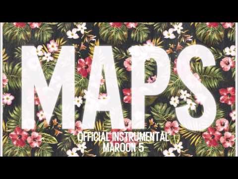 Maps - Maroon 5 Official Instrumental