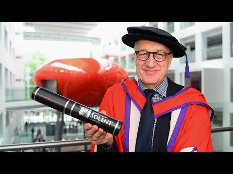 Doctor of Arts for Harry Potter film editor Mick Audsley