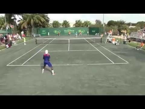 2013 Orange Bowl Final - Frances Tiafoe vs Stefan Kozlov