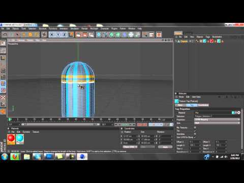 Tutorial - How To Do Basic Modeling In Cinema 4D