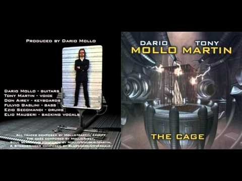 Dario Mollo & Tony Martin - The Cage/If You Believe