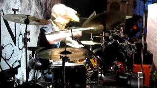 Born of Osiris New Reign & Brace Legs Drum View Thrash and Burn Chicago