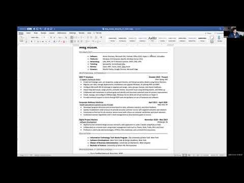 IT Career Consultation | Guiding IT Intern | Premium Member