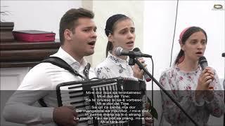 Frații Tomuș - Mi-e dor, Isus, să Te-ntâlnesc