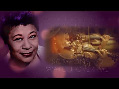 "Ella Fitzgerald ""Someone To Watch Over Me"" (Sizzle Reel)"