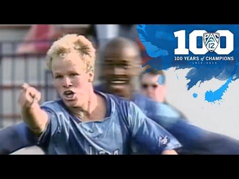 Centennial Moments: UCLA scores late to top No. 2 Virginia in 1997 NCAA men