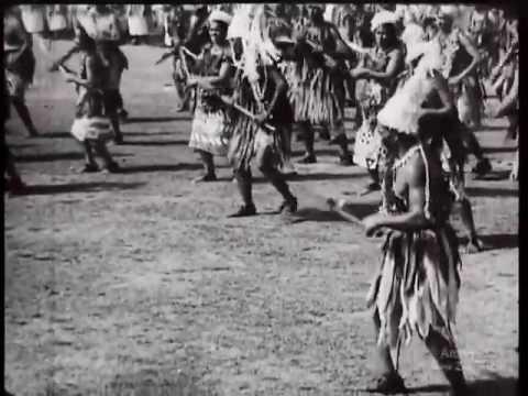 ROYAL VISIT TO THE KINGDOM OF TONGA 1954 - Mr Doc