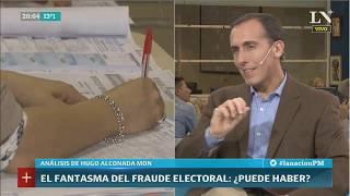 Hugo Alconada Mon: ¿Podría haber fraude electoral en Argentina?