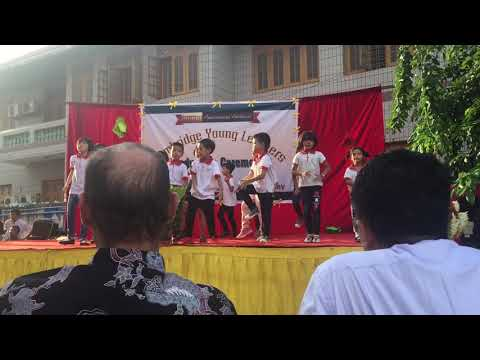 Mandalay International school dance