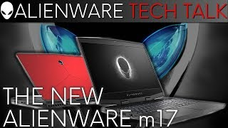 Alienware m17 Gaming Laptop FIRST LOOK - Announced at CES 2019
