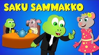 Suomen lastenlaujuja | Saku Sammakko + monta muuta lastenlaulua