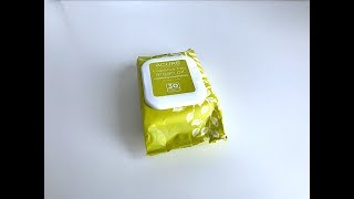IHERB: Acure Organics, Cleansing Towelettes, For Face & Body (Салфетки) - Видео обзор