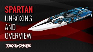 Traxxas Spartan | Unboxing and Overview