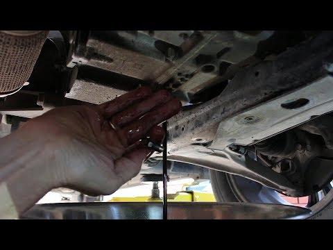 Замена масла в автомате АКПП на Chevrolet Cruze 1,8 Шевроле Круз 2015 года