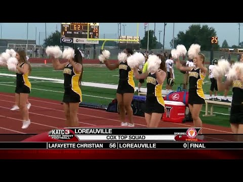 Cox Top Squad: Loreauville High School