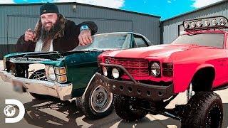 ¿Transfomar un viejo automóvil en una potente camioneta? | Diesel Dave | Discovery Latinoamérica