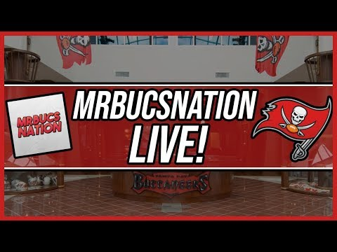 MrBucsNation Live: Talking about the Tampa bay Buccaneers!