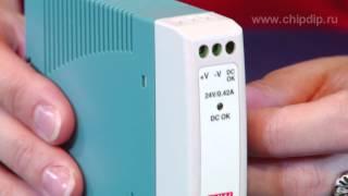 MDR-10-24 Блок питания, 24В,0.42А,10Вт(, 2012-07-02T23:16:53.000Z)
