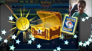 ABRINDO BUSTERS no Pokemon TCG Online