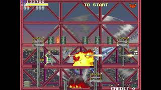 Elevator Action Returns エレベーターアクションリターンズ Arcade cheat アーケード チート ノーミス 最速 Fastest TAS