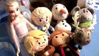 Frozen 2 New Toys Surprise Snow Balls