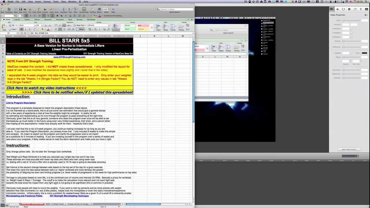 MADCOW SPREADSHEET PDF DOWNLOAD