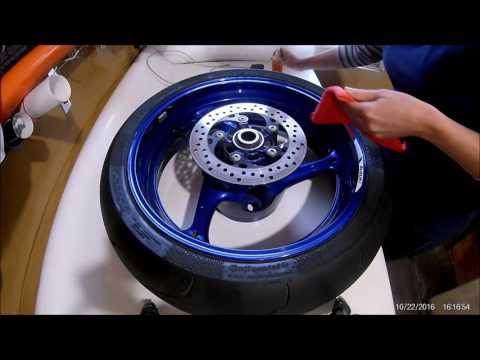 Как клеить диски