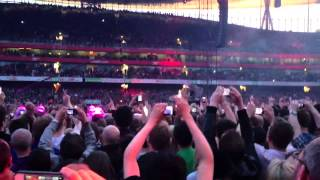 Muse-Emirates London 25/05/13