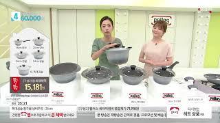 [홈앤쇼핑] [팰러스] IH인덕션 세라믹냄비 풀세트
