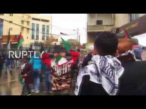 Lebanon: Clashes erupt during protest outside US embassy in Beirut